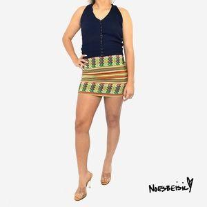 Pitusa Inca Mini Skirt